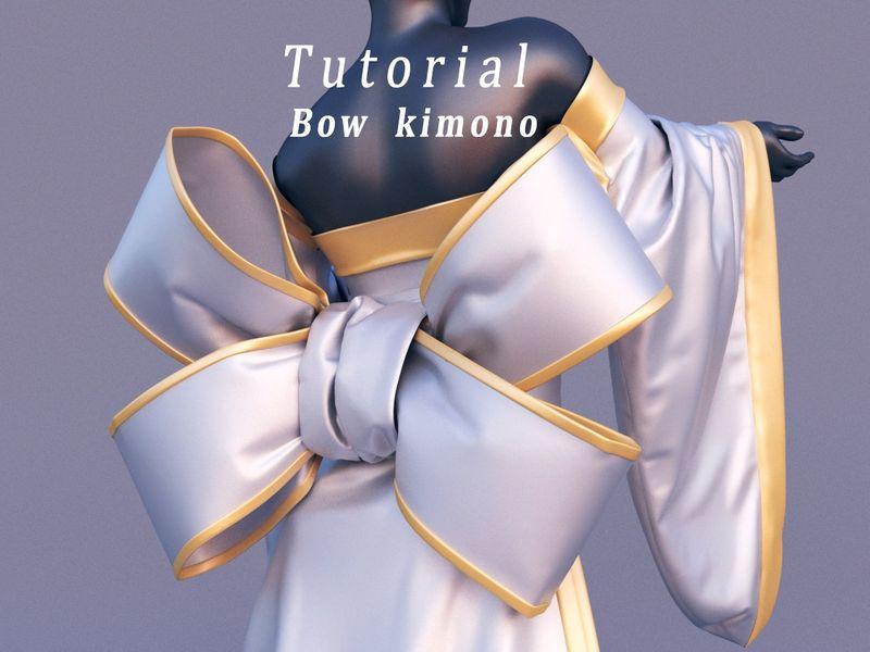 Bow Kimono