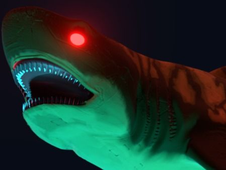 The Dark Shark