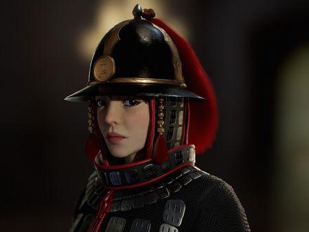 Royal Guard of the Joseon Dynasty