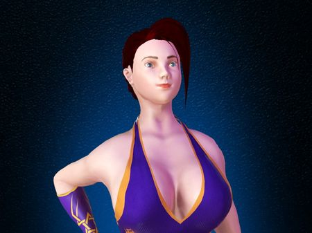 Model Mei
