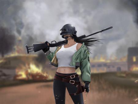 Pubg Sniper
