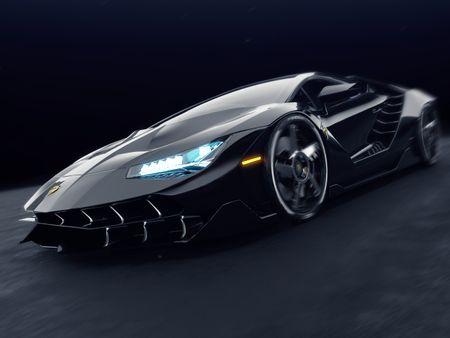 Lamborghini Centenario :Perfection Forged