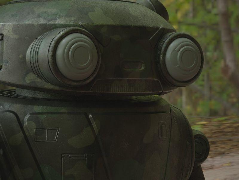 War Machine -Eddie