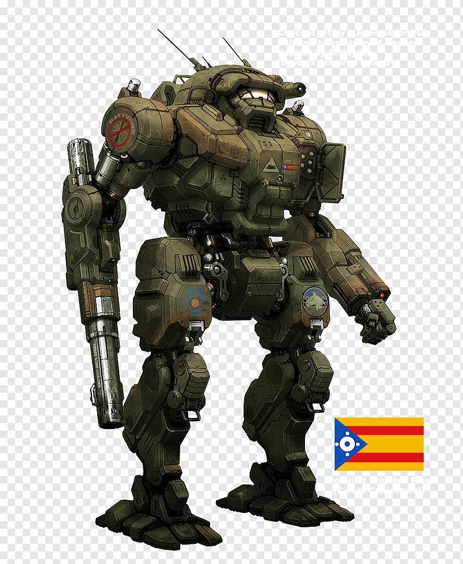 Png Transparent Battletech Mechwarrior Online Mecha Concept Art Robot Electronics Infantry Army Sakshibansal
