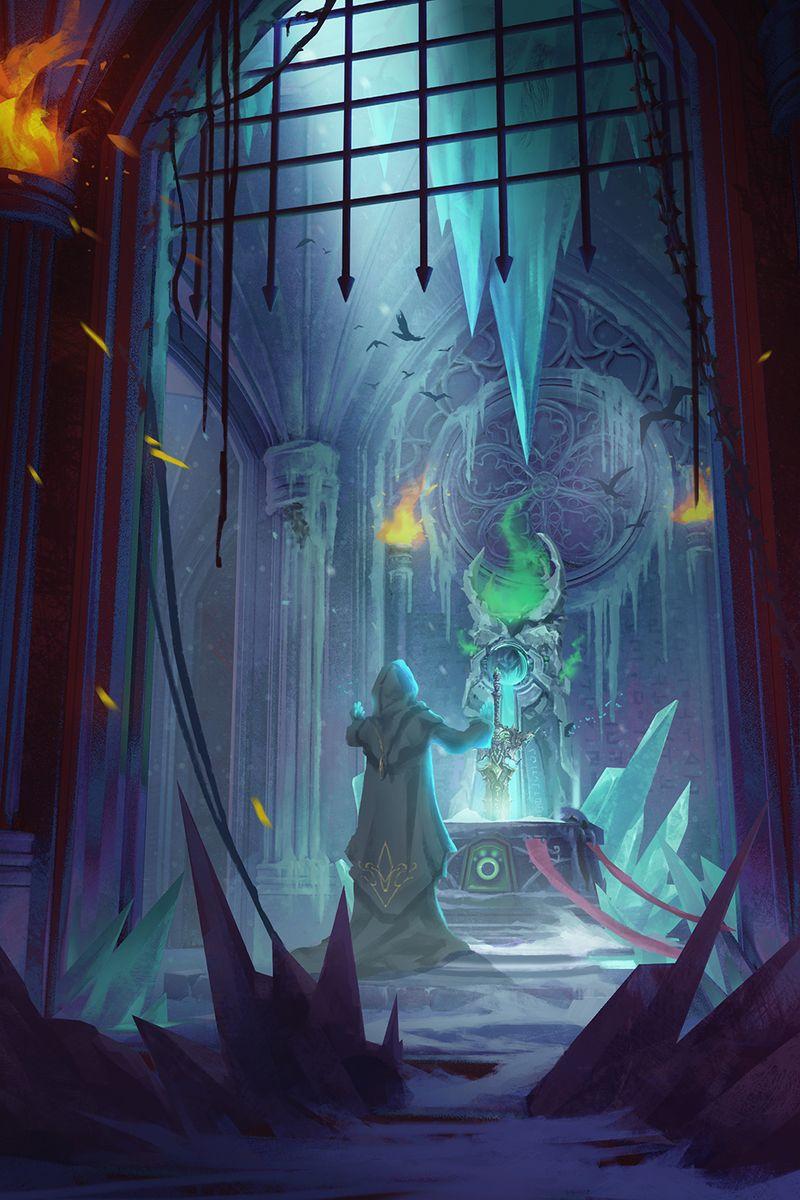 Magical Sword Project