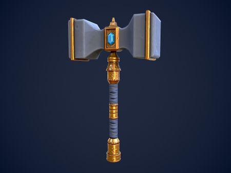 Dwarven Great Hammer