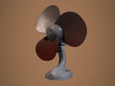 Soviet Era Fan