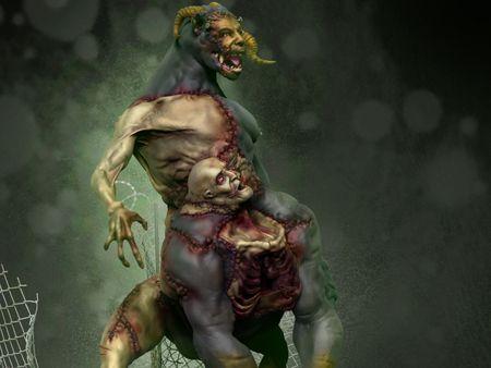 Frankenstein's abomination