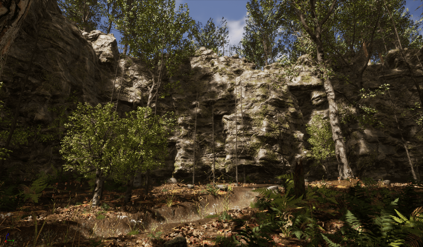 Procedural Environment Generation   The Rookies