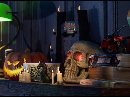 Halloween  II Unreal Engine (Real time)