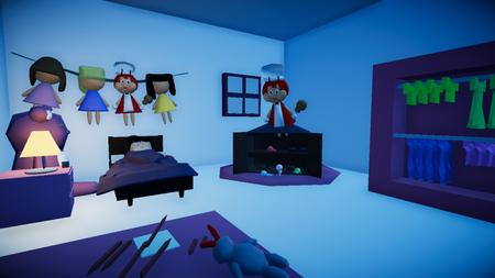 Girl's Room (3D Model Showcase)