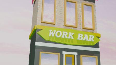 Work Bar