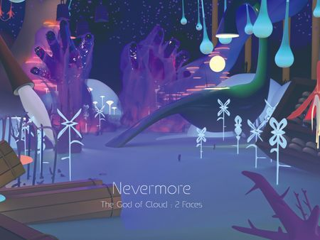 The Two Faces- Nevermore