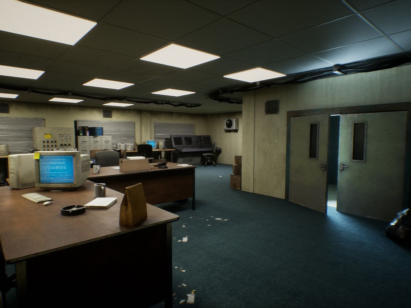 File 314 -  UE4 Office Environment