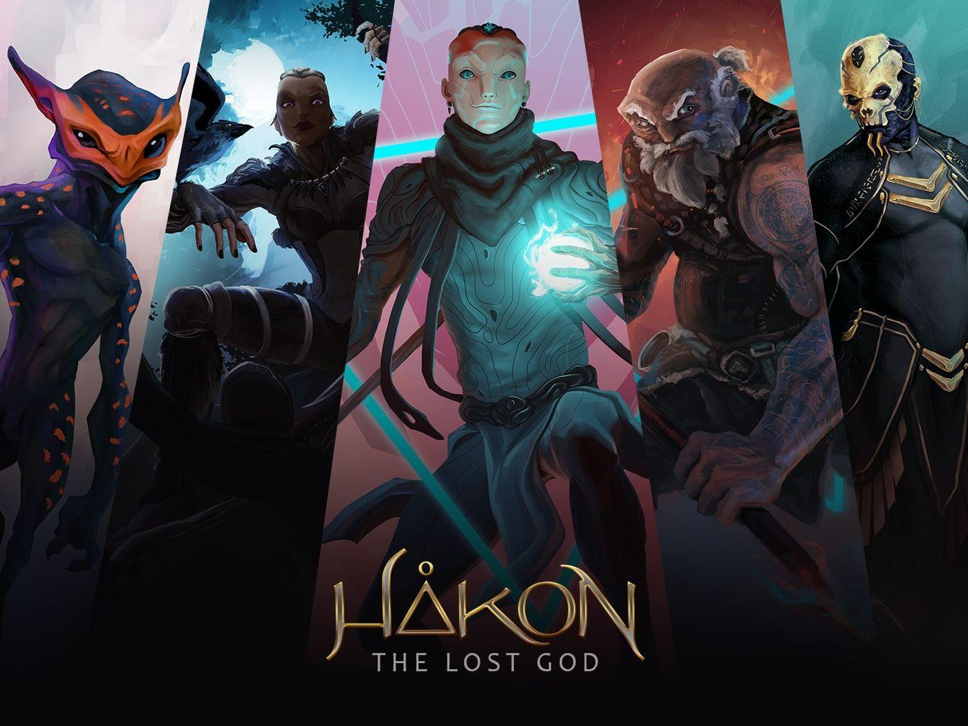 Håkon - The lost god
