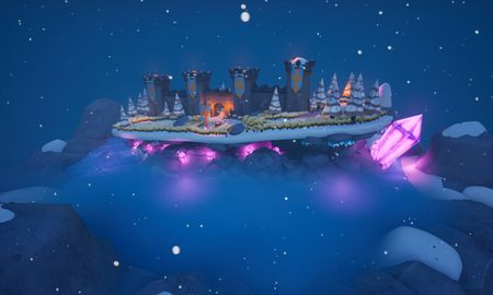 Frozen Wall
