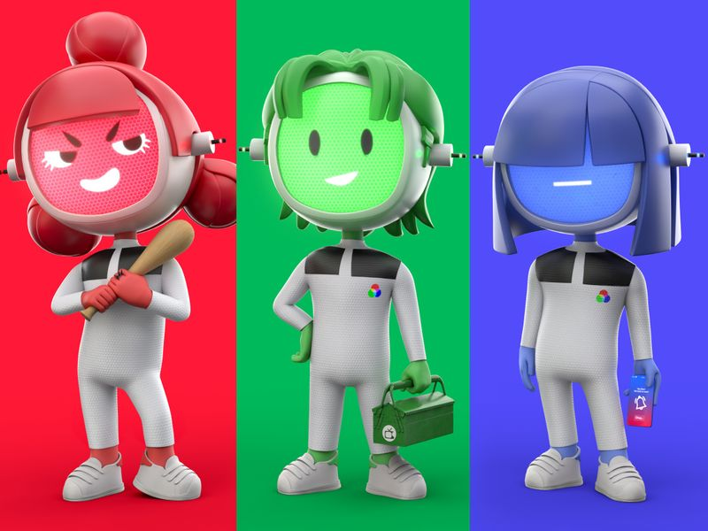 Court-Circuit characters