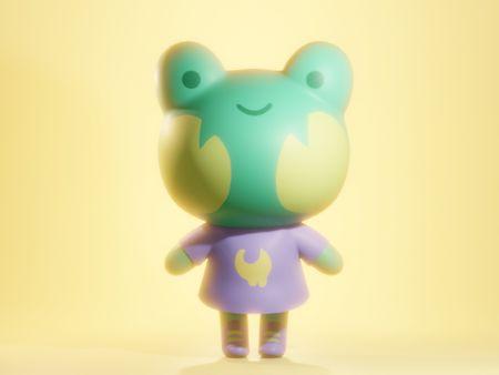 Cute froggy!