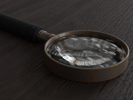 Magnifying Glasses [Old & New]