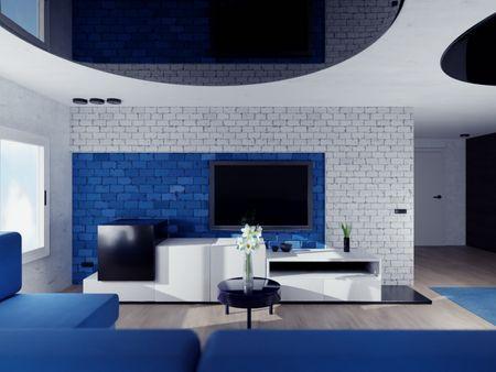 Opal Blue Room