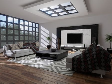 Panel Living Room
