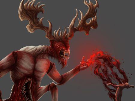 Ghena'Loro, God of Blood
