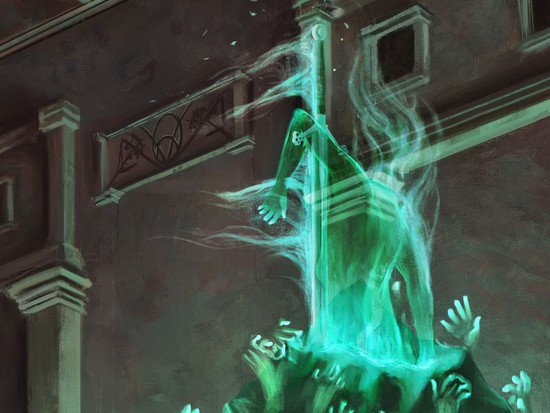 Summoning of Specters