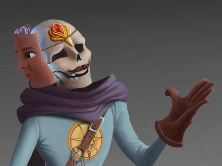 Bayezid the Immortal Alchemist