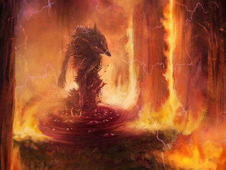 Curse Eruption