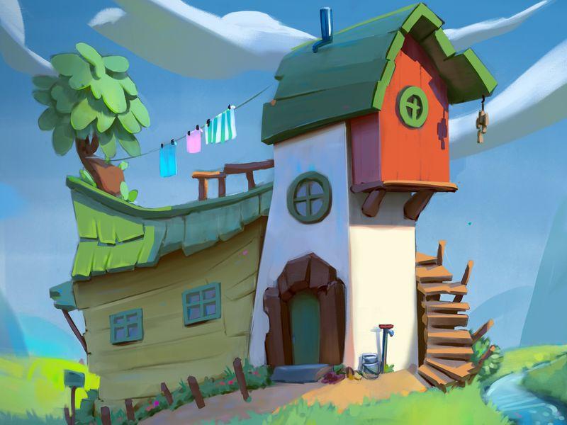 Casa da tia