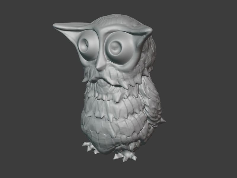 Journey on mastering sculpting