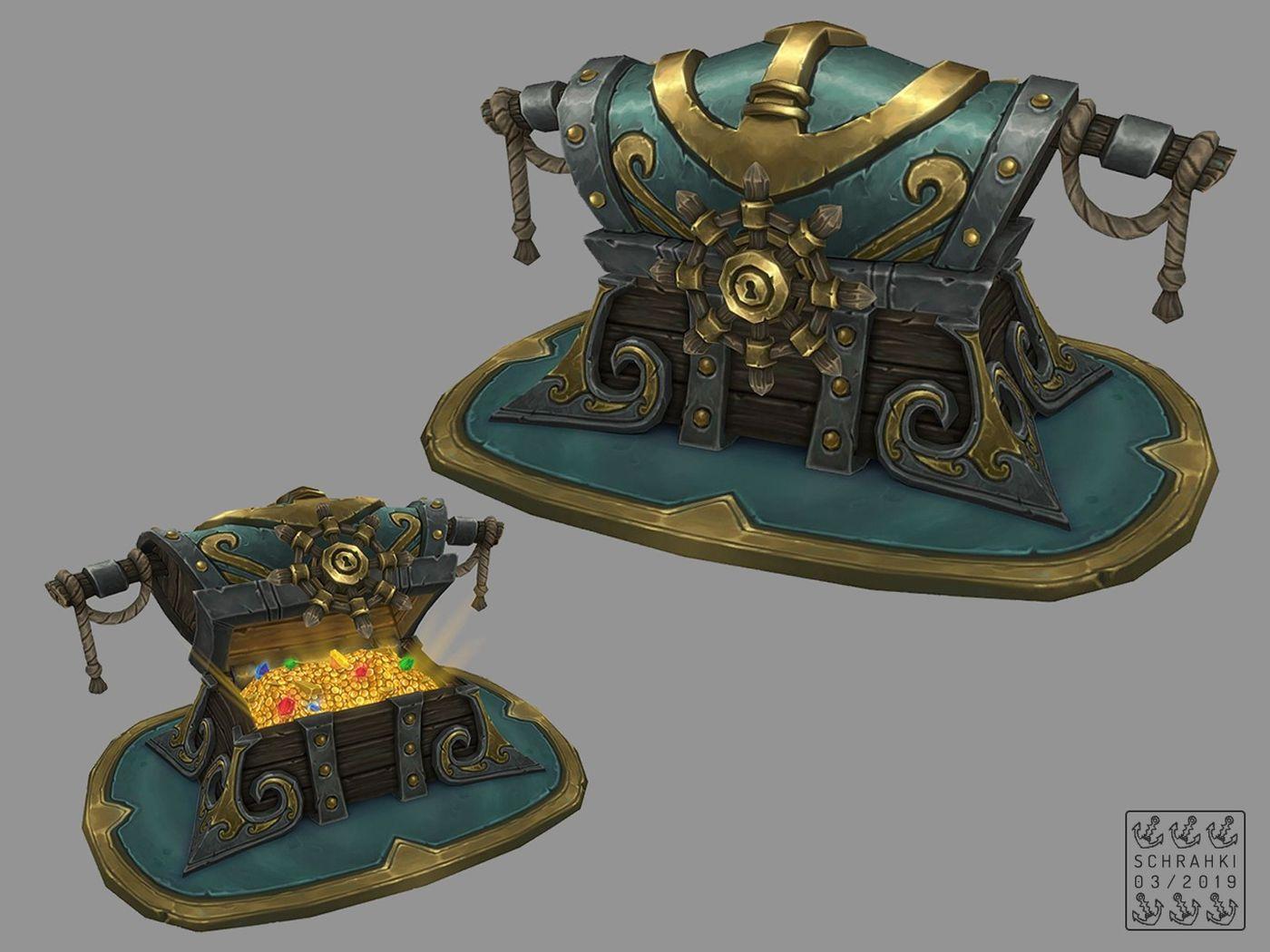 Kul Tiras Treasure Chest
