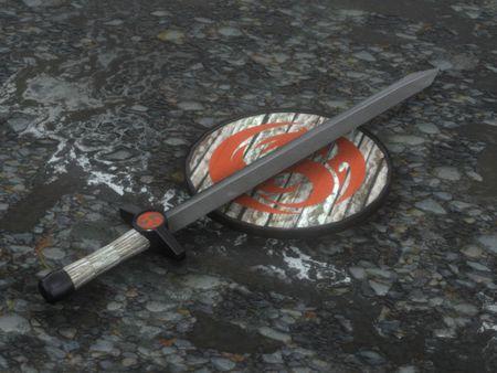 Eye of the Dragon - Weapon Set
