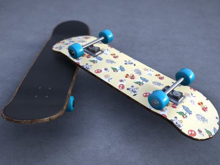 Skateboard - Weekly Drill 36