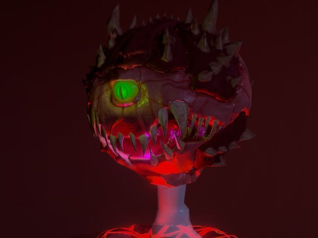 Cacodemon Figure