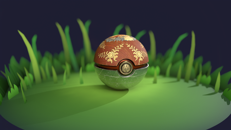 Ornamental Pokeball