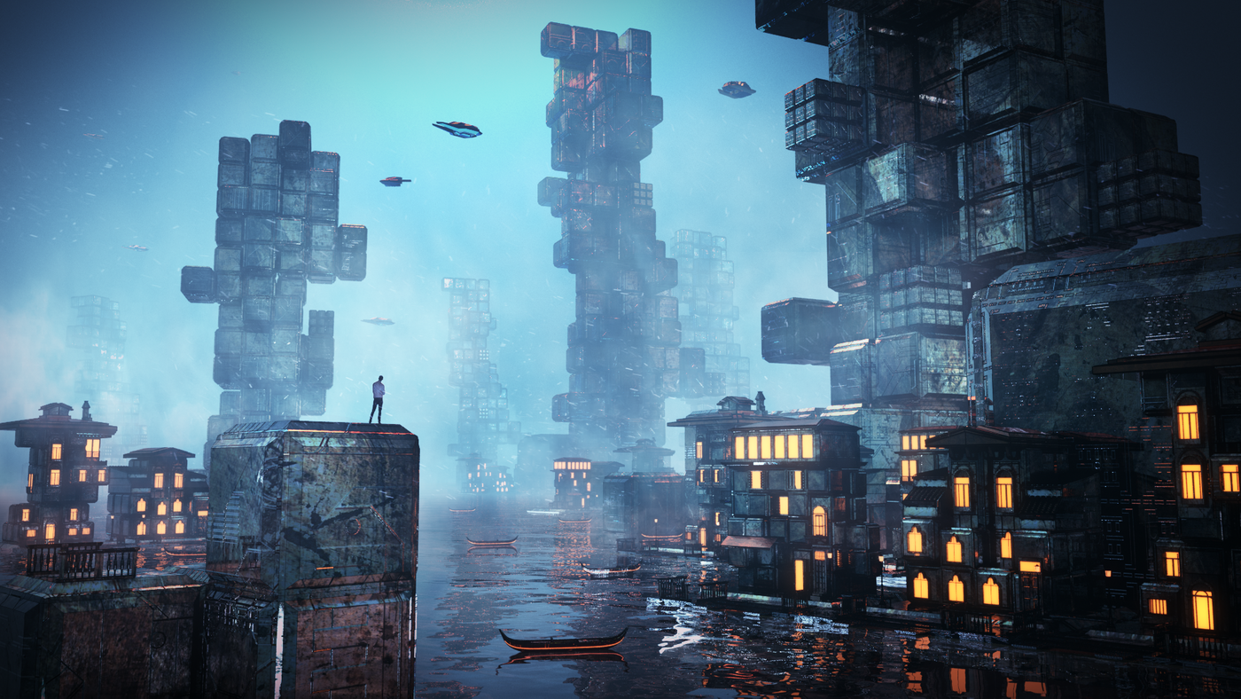 Future Venice