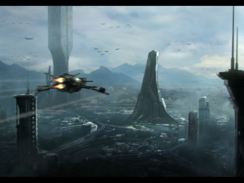Scifi_City