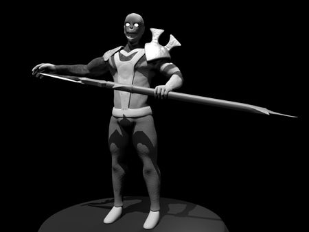 Kayn - Demon Warrior