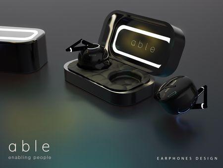 Earphones design
