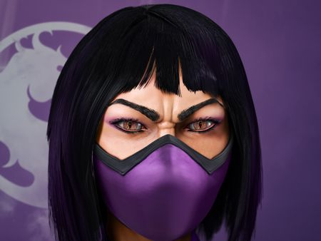 Mileena from Outworld