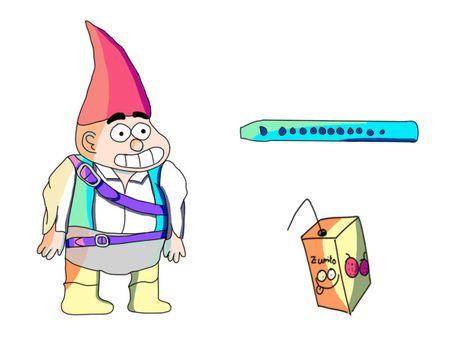 The pirate gnomes