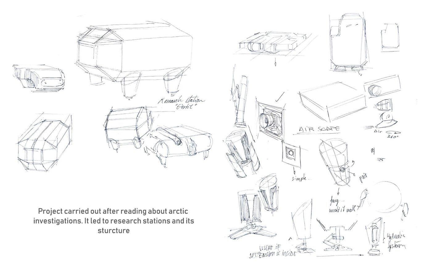 Sergi Iranzo Sketches Sergiranzo