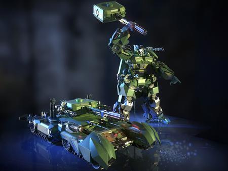 Tank Transformer