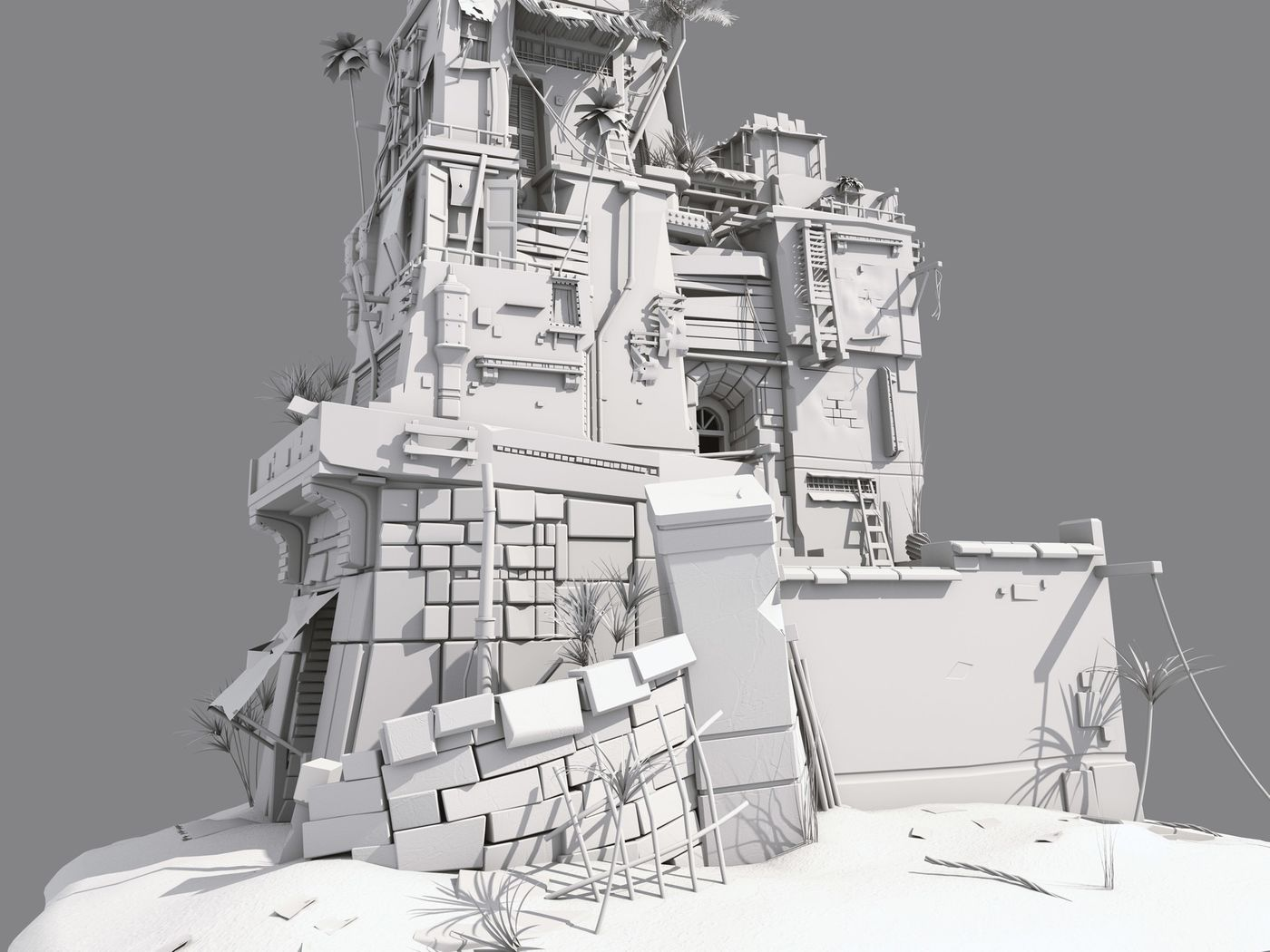Modeling Experiment #1