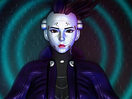Cyborg Natasha (old Character)
