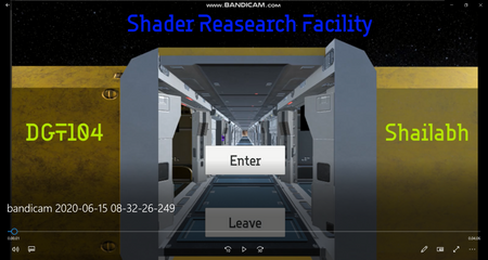 Shader Reseach Facility