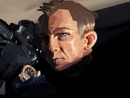 Daniel Craig fanart