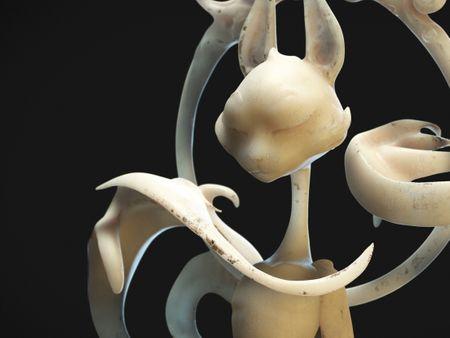 Shanji Wang 3D Works 2020