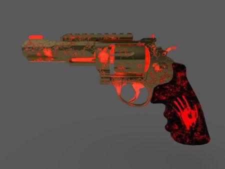 MP R8 the devils gun